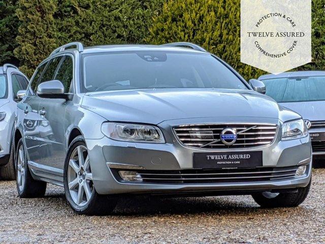 USED 2015 15 VOLVO V70 2.0 D4 SE LUX 5d AUTO 178 BHP