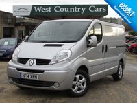 USED 2014 14 RENAULT TRAFIC 2.0 SL27 SPORT DCI S/R P/V 115 BHP Excellent Condition