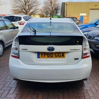 USED 2010 60 TOYOTA PRIUS 1.8 T SPIRIT VVT-I  5d 99 BHP ANY PART EXCHANGE WELCOME, COUNTRY WIDE DELIVERY ARRANGED, HUGE SPEC