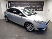 USED 2016 65 FORD FOCUS 1.5 STYLE TDCI 5d + 2 FORMER KEEPERS + HISTORY + 2 KEYS