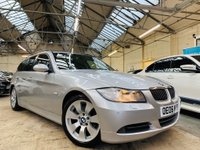 USED 2006 06 BMW 3 SERIES 3.0 330d SE Touring 5dr HTDLTHR+PRIVACYGLASS+VERYTIDY