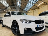 USED 2015 65 BMW 3 SERIES 2.0 320d BluePerformance M Sport Auto (s/s) 4dr INDIVLTHR+19S+PERFORMANCE-KIT+