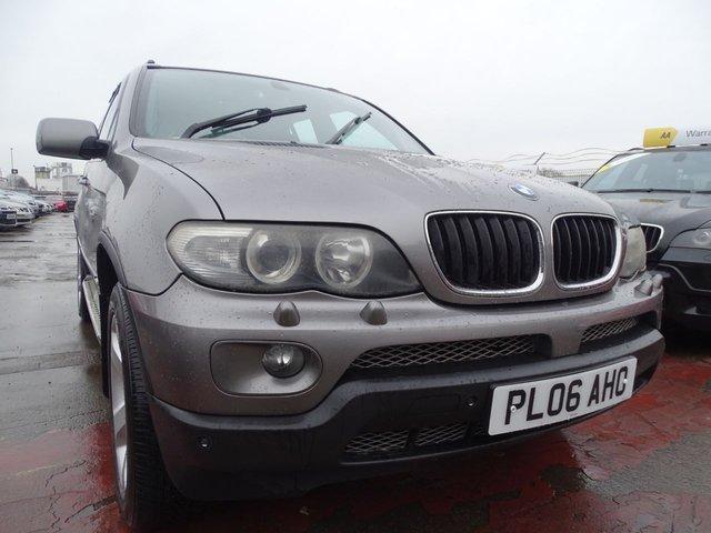 USED 2006 06 BMW X5 3.0 D SPORT 5d 215 BHP VERY CLEAN CAR