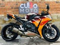 USED 2015 15 HONDA CBR1000RR FIREBLADE Urban Tiger Akrapovic Exhaust
