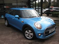 2015 MINI HATCH ONE 1.2 ONE 5d 101 BHP £6990.00