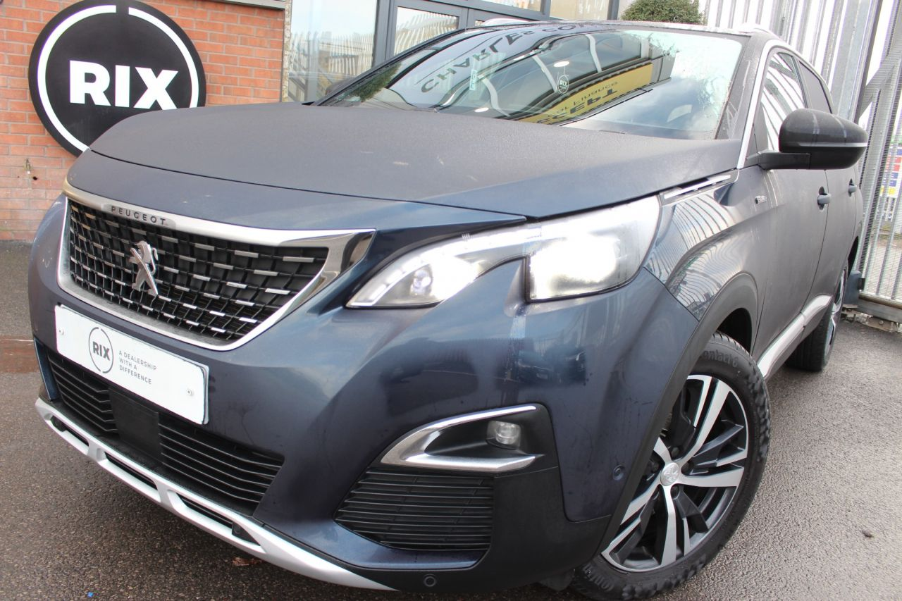 Used PEUGEOT 5008for sale