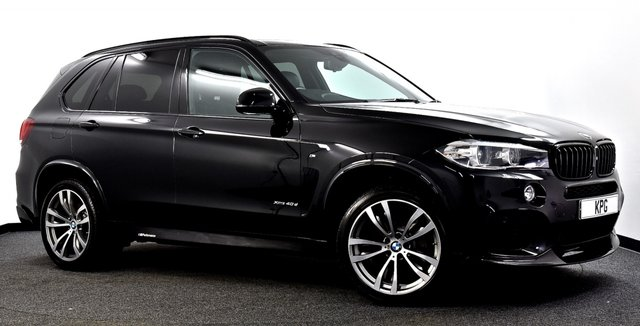 USED 2015 15 BMW X5 3.0 40d M Sport Auto xDrive (s/s) 5dr Massive Spec with £10k Extra's