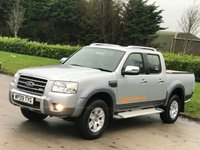2009 FORD RANGER 3.0 WILDTRAK 4X4 LWB D/C  4 DR  156 BHP SOLD