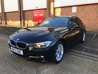 2013 BMW 3 SERIES 2.0 320I SPORT 4d 181 BHP £10750.00