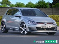 USED 2016 66 VOLKSWAGEN GOLF GTI 2.0 TSI Launch 3dr 220ps
