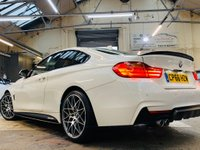 USED 2016 66 BMW 4 SERIES 2.0 420d M Sport 2dr M PERFORMANCE KIT 19S 1OWNER