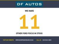 USED 2009 09 FORD FOCUS 1.6 ZETEC 5d 100 BHP