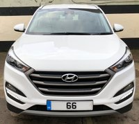 USED 2016 66 HYUNDAI TUCSON BLUEDRIVE SE 2.0 CRDi SAT NAV 5DR 136 BHP, FHSH, WARRANTY NOVEMBER 2021 DEPOSIT TAKEN - SIMILAR VEHICLES WANTED