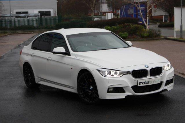 USED 2014 14 BMW 3 SERIES 3.0 335D XDRIVE M SPORT 4d 309 BHP