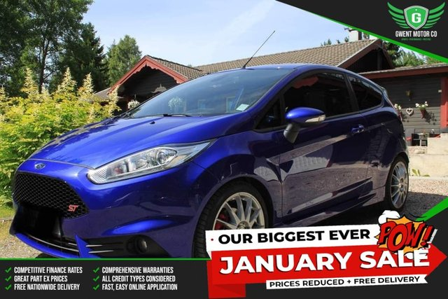2014 14 FORD FIESTA 1.6 ST-2 / 330 BHP<br>**** WAS £11,999 - NOW £10,999! ****