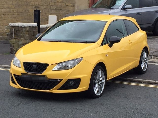 2010 10 SEAT IBIZA 2.0 TDI FR CR <br>**** WAS £4,999 - NOW £4,499! ****
