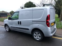 USED 2015 15 VAUXHALL COMBO 1.3 2000 L1H1 CDTI S/S SPORTIVE 90 BHP LOW MILES!