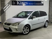 USED 2008 58 FORD C-MAX 1.8 TDCI ZETEC 5dr  New MOT,Drive Away SAME DAY!! , Exterior Pack,Park Assist, LOW Miles