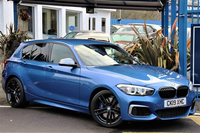 2019 A BMW 1 SERIES 3.0 M140I SHADOW EDITION 5d 335 BHP