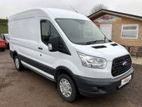2015 FORD TRANSIT 2.2 350 SHR P/V 125 BHP 4X4 ONLY 25,000 MILES SOLD