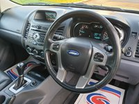 USED 2014 64 FORD RANGER 2.2 LIMITED 4X4 DCB TDCI 4d 148 BHP