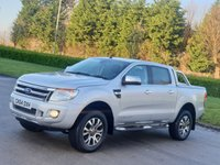 2014 FORD RANGER 2.2 LIMITED 4X4 DCB TDCI 4d 148 BHP SOLD
