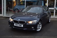 USED 2013 13 BMW 3 SERIES 2.0 316D ES TOURING 5d 114 BHP FINANCE TODAY WITH NO DEPOSIT