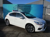 USED 2015 65 DS DS 4 1.6 BLUEHDI DSIGN S/S 5d 118 BHP