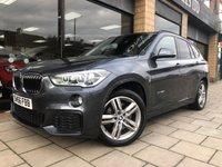 USED 2016 66 BMW X1 2.0 XDRIVE20D M SPORT 5d 188 BHP