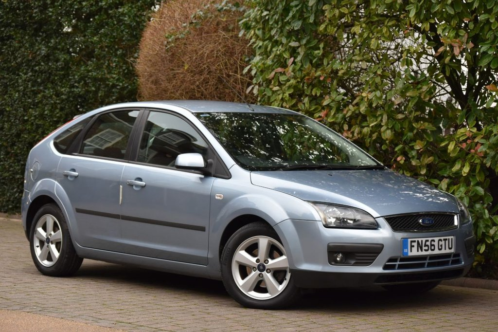 USED 2006 56 FORD FOCUS 1.6 ZETEC CLIMATE 16V 5d 101 BHP