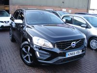 USED 2016 66 VOLVO XC60 2.4 D5 R-DESIGN NAV AWD 5d 217 BHP ANY PART EXCHANGE WELCOME, COUNTRY WIDE DELIVERY ARRANGED, HUGE SPEC