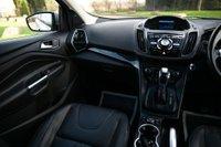 USED 2015 15 FORD KUGA 2.0 TDCi Titanium X Sport Powershift AWD 5dr PAN ROOF+NAV+CAMERA