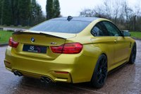 USED 2014 64 BMW M4 3.0 BiTurbo DCT (s/s) 2dr NAV+HEAD UP DISPLAY+20' ALLOYS