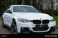 USED 2017 17 BMW 3 SERIES 3.0 335d M Sport Auto xDrive (s/s) 4dr NAV+SERVICE PLAN  2021+1 OWNER