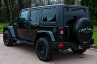 USED 2015 65 JEEP WRANGLER 2.8 CRD Sahara Auto 4WD 4dr NAV+FULL KHAN CONVERSION