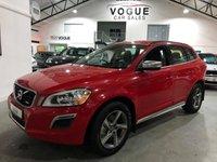 2011 VOLVO XC60 2.0 D3 DRIVE R-DESIGN 5d 161 BHP £8495.00