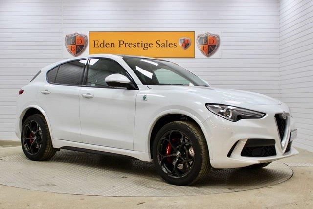 USED 2019 19 ALFA ROMEO STELVIO 2.9 V6 BITURBO QUADRIFOGLIO 5d 510 BHP