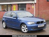 2008 BMW 1 SERIES 118D SE (£30 ROAD TAX) 5dr £2690.00