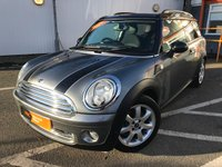 USED 2010 10 MINI CLUBMAN 1.6 COOPER GRAPHITE 5d 122 BHP RAC APPROVED VEHICLE !!
