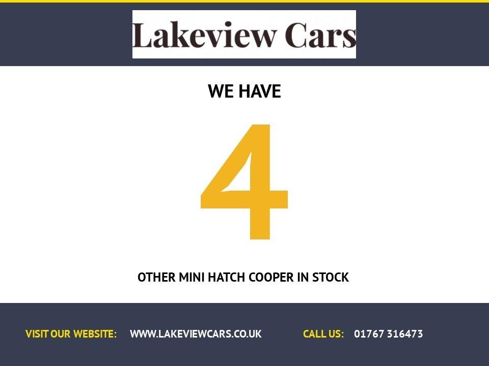 USED 2010 60 MINI HATCH COOPER 1.6 COOPER S MAYFAIR 3d 184 BHP