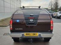 USED 2013 62 NISSAN NAVARA 2.5 DCI PLATINUM 4X4 SHR DCB 188 BHP