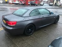 USED 2007 57 BMW 3 SERIES  320I M SPORT CONVERTIBLE 168 BHP