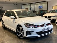 USED 2017 17 VOLKSWAGEN GOLF 2.0 GTI TSI DSG 5d 227 BHP PRO SAT NAV+APPLE CAR PLAY+FSH