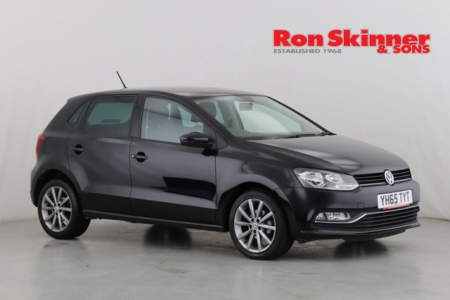 View our 2015 65 VOLKSWAGEN POLO 1.2 SE DESIGN TSI 5d 90 BHP