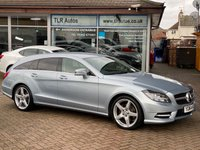 USED 2014 64 MERCEDES-BENZ CLS CLASS 2.1 CLS250 CDI BLUEEFFICIENCY AMG SPORT 5d 202 BHP Free MOT for Life