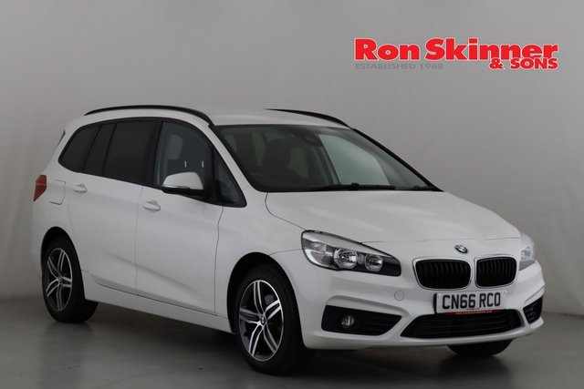 View our 2016 66 BMW 2 SERIES 1.5 218I SPORT GRAN TOURER 5d AUTO 134 BHP