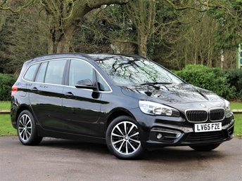 2015 BMW 2 SERIES 1.5 218I LUXURY GRAN TOURER 5d 134 BHP £13495.00