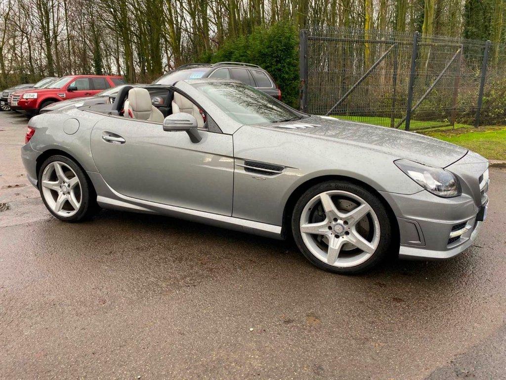 Mercedes-Benz Slk Slk250 CDI Blueefficiency Amg Sport