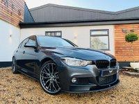 USED 2018 68 BMW 3 SERIES 3.0 340I M SPORT SHADOW EDITION 4d AUTO 322 BHP