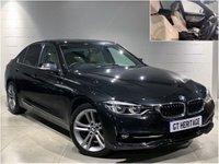 2016 BMW 3 SERIES 320I SPORT [NAV][HTD SEATS][DAB] £14497.00